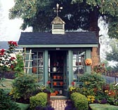 Garden Gatehouse