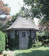 Old English Garden Shed