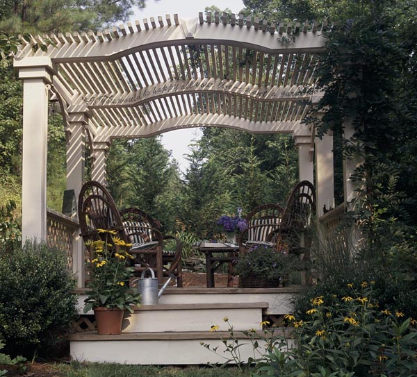 Made-In-The-Shade Pergola - Project Plan 503517