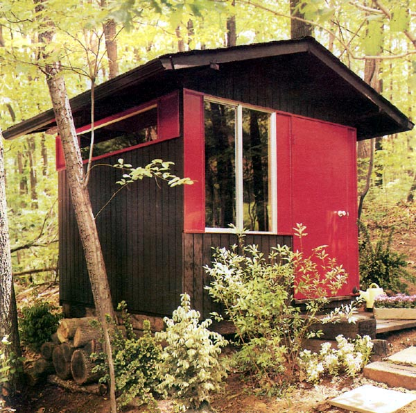 Storage Shed - Project Plan 504127