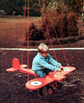 Swinging Airplane - Project Plan 504161