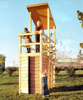Watchtower Playhouse