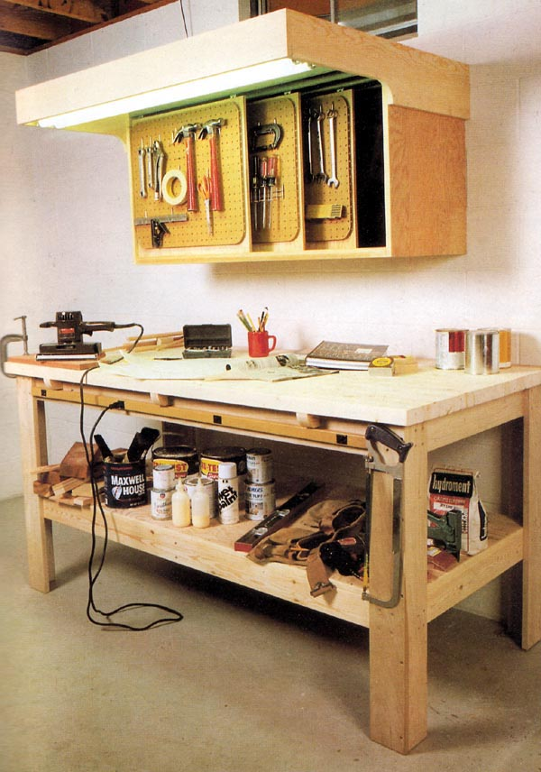 Table and Companion Cabinet - Project Plan 504322