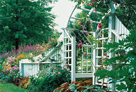 Rose Arbor - Project Plan 504812