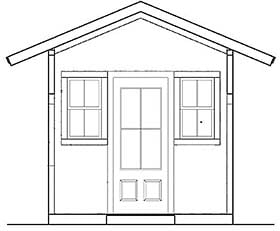 Wood Shed - BHG Ref: GS714 - Project Plan 504885