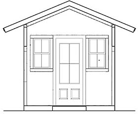 Wood Shed - BHG Ref: GS714