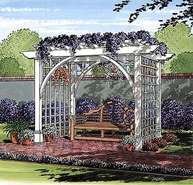 Garden Arbor - Project Plan 504889