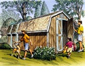 Yard Barn