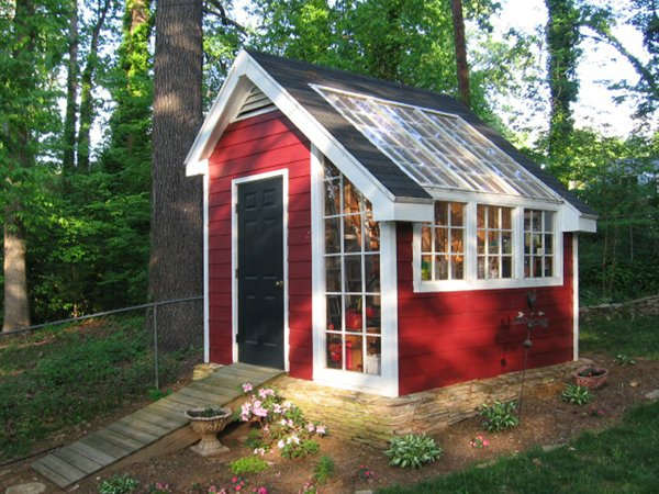 add windows to your shed