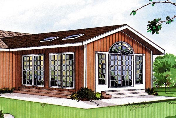 Project plan 85949 sun room addition for Room additions to house