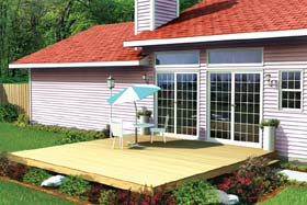 Easy Patio Deck - Project Plan 90001