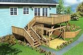 Split-Level Deck & Play Area