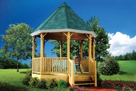 Gazebo - Project Plan 90011