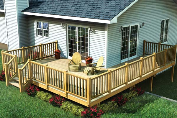 90014 - Easy Corner Deck