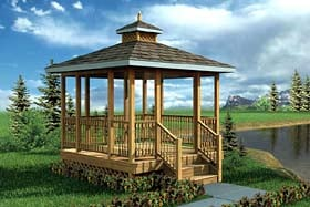 Simply Fancy Gazebo
