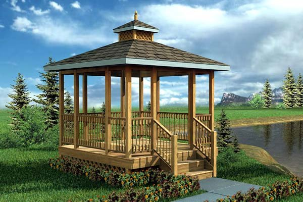 90018 - Simply Fancy Gazebo