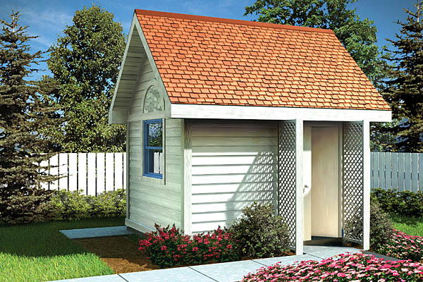 Gardener's Shed  - Project Plan 90019