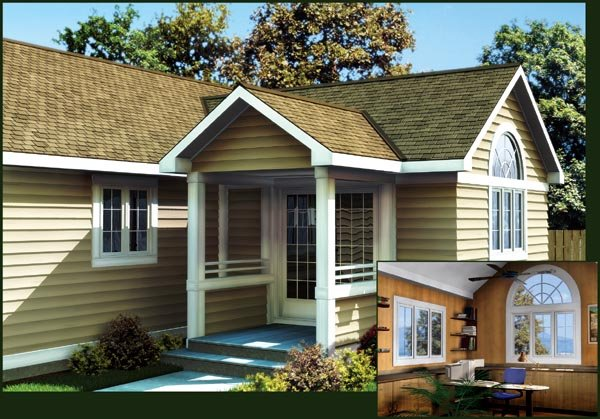 14'x14' Office Addition