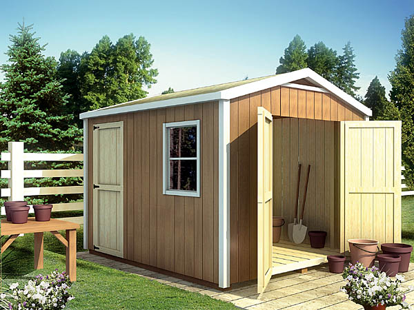 90029 - Gable Shed