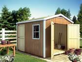 Gable Shed