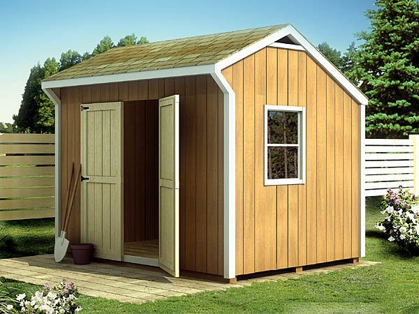 90030 - Salt Box Shed