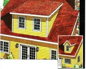 Dormers for Shed & Gable Roofs