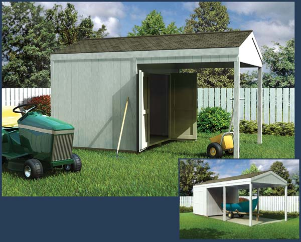 Car Port Shed - Project Plan 90044